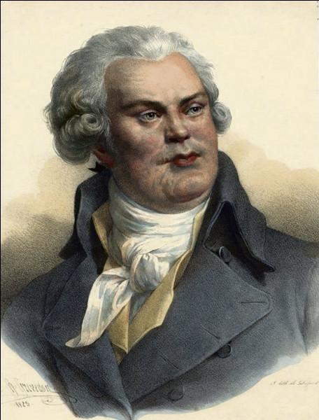 Quand meurent guillotinés Danton et Robespierre ?