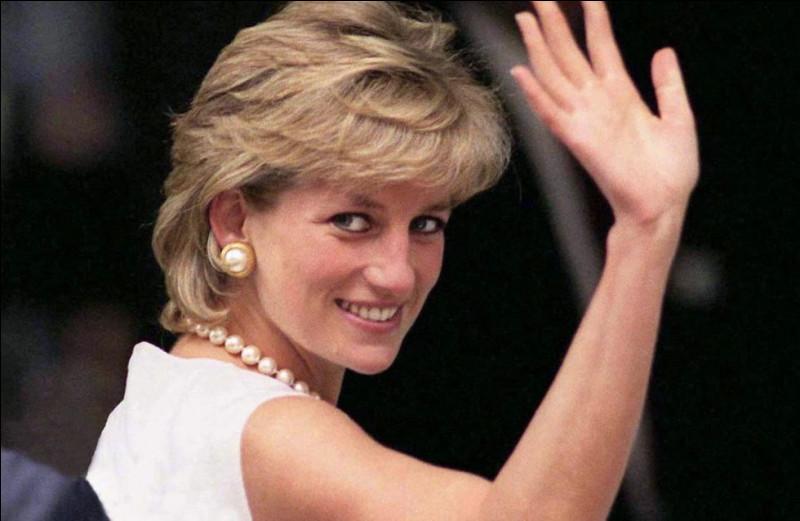 Diana Spencer était princesse de...