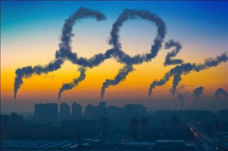 Quelle est la composition chimique du dioxyde de carbone ?