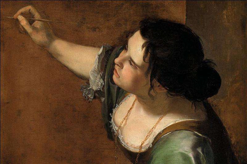 Comment s'appelle cette artiste peintre italienne au destin hors du commun à laquelle Alexandra Lapierre a consacré une biographie émouvante ?
