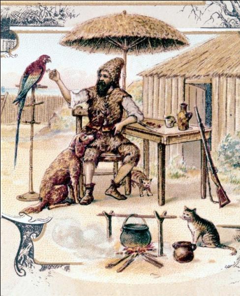 Quel marin anglais malchanceux a inspiré à Defoe le personnage de Robinson Crusoé ?