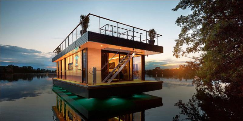 Les houseboats