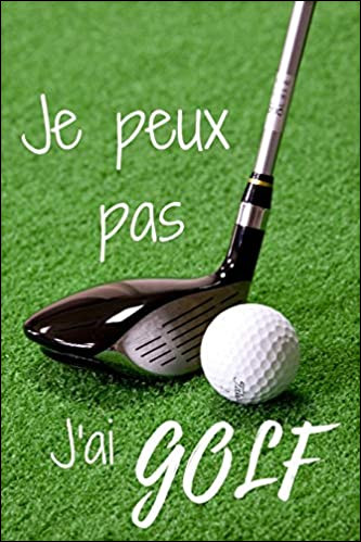 Un type de club de golf :