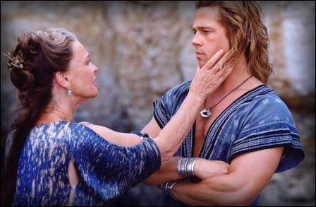 Dans la mythologie grecque, de qui Achille est-il le fils ?
