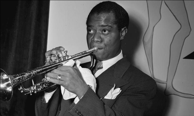 Quel était le surnom du trompettiste et chanteur américain Louis Armstrong ?