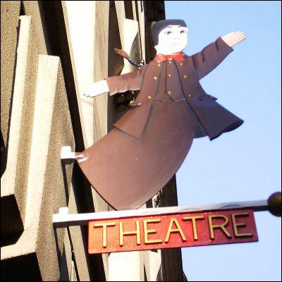 Quel personnage de théâtre a été créé en 1808 par Laurent Mourguet ?