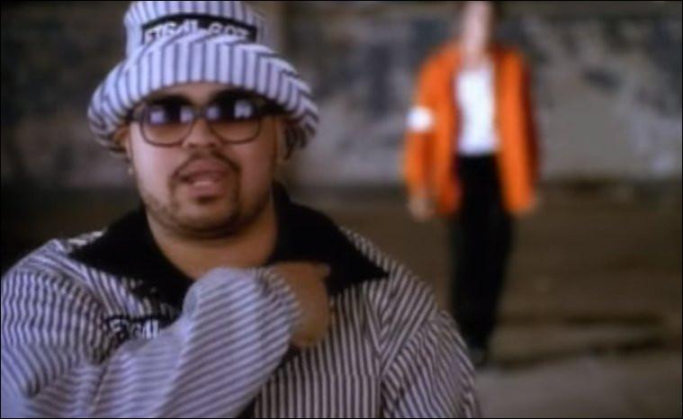 Sur lequel de ses morceaux Michael Jackson a-t-il collaboré avec Heavy D, rappeur décédé en 2011 ? (Indice : Michael Jordan est présent dans le clip !)