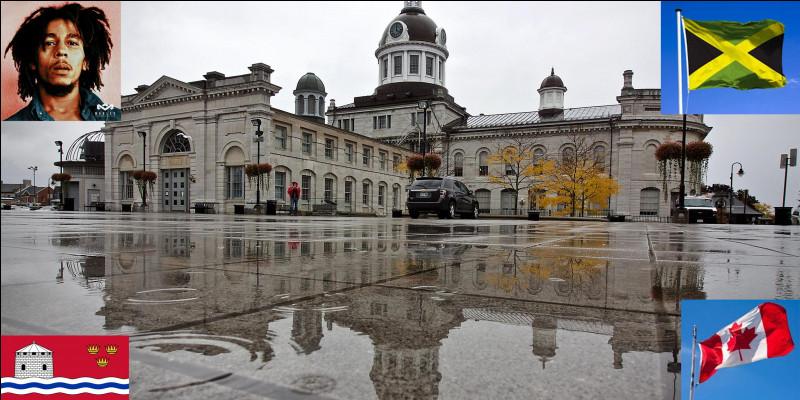 Allons au Canada : La ville que vous devez trouver a été sa capitale entre 1840 et 1843, lors de l'adoption de l'Acte d'Union en 1840.Quelle est cette ville qui se situe dans l'Ontario ?