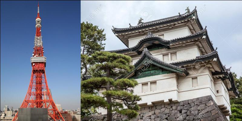 Allons au Japon : Nous sommes en 1868, cette ville devait devenir la capitale du Japon, mais elle ne le sera pas tout en le devenant !Quelle est cette ville ?Quelle en est la raison ?