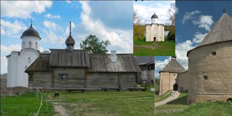 Allons en Russie : Cette ville est considérée comme étant la première capitale de la Russie ! Cette ville porte le même nom que celui d'un lac et d'un fleuve. Le lac deviendra très important lors du siège d'une ville lors d'un conflit mondial.Quel est le nom de cette ville ?