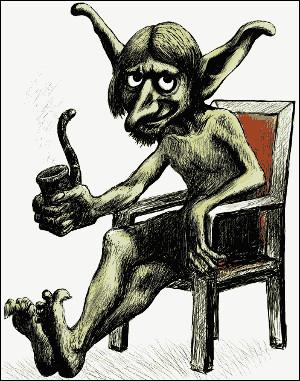 """De l'allemand signifiant """"cuivre du diable"""", quel élément chimique est nommé en l'honneur d'un génie des mines dans la croyance populaire allemande ?"""