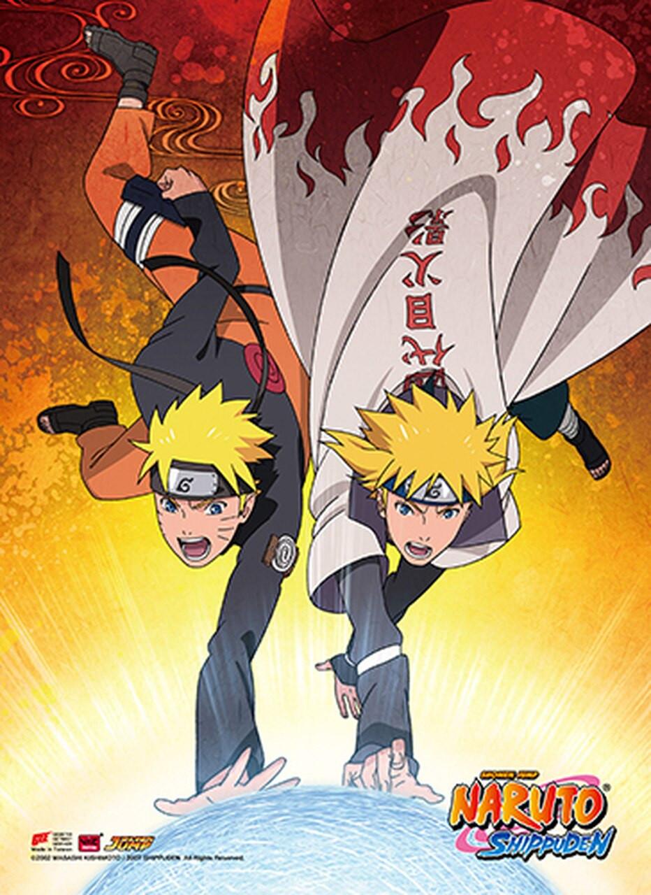 Les personnages de Naruto (Partie 2)