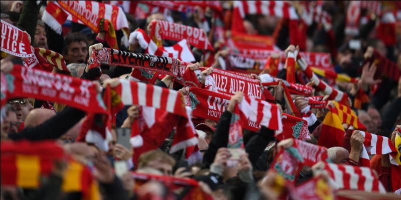 Laquelle de ces rencontres est surnommée le « Merseyside derby » ?