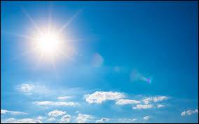 Voilà les premiers rayons de soleil de l'été ! Pour toi, c'est...