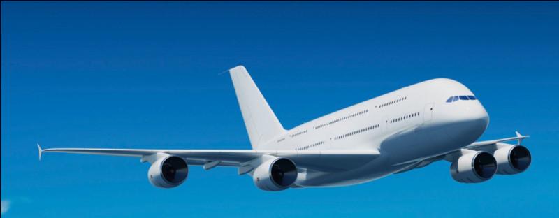 Comment dit-on un avion en anglais ?
