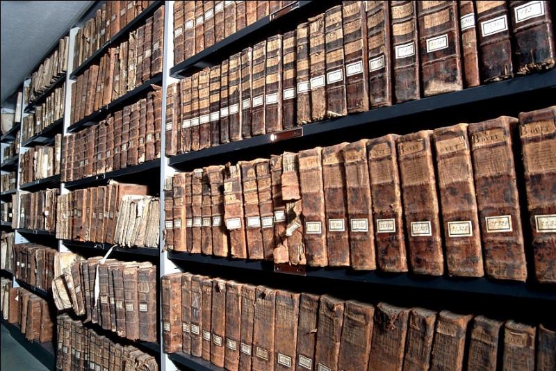 Quels types d'archives existent-ils ?