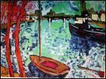 Qui a peint 'La Seine à Chatou' ?
