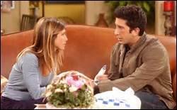 Quelle chanson Rachel chante-t-elle au mariage de Barry et Mindy ?