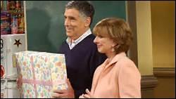 Comment s'appellent les parents de Ross et Monica ?