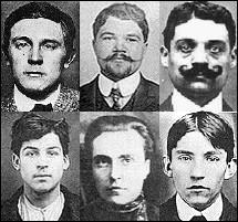 Les brigades du Tigre furent créées en 1907 par Georges Clemenceau, surnommé « le Tigre ». Quelle célèbre bande de voleurs ont-elles arrêtée ?