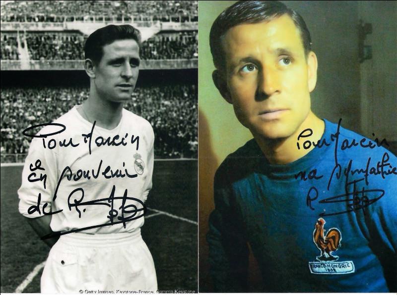 Qui est cet ancien joueur français ?