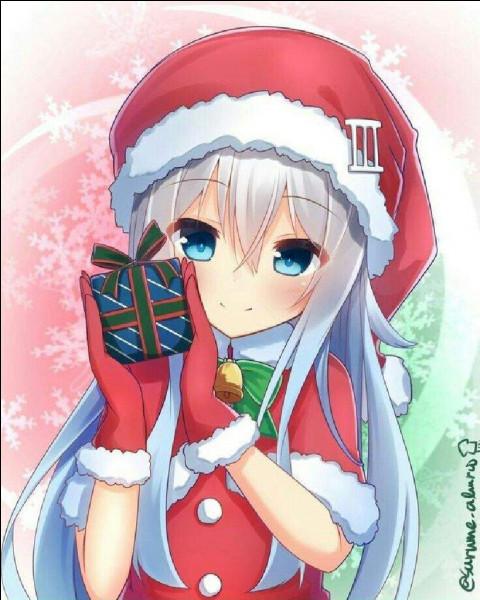 Ton ami.e te donne une boîte qu'il/elle t'interdit d'ouvir avant Noël.