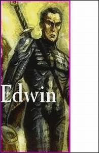 La sœur de Edwin est...