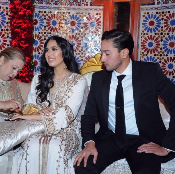 À quelle époque de l'année a lieu le mariage oriental ?