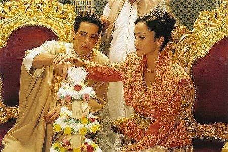 Le mariage oriental