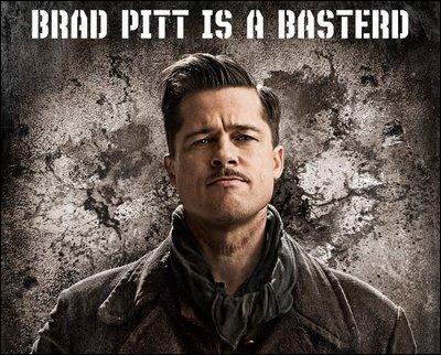 Quel personnage est joué par Brad Pitt ?