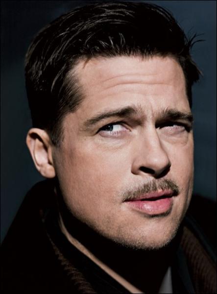 Dans le film, Brad Pitt est-il juif ?