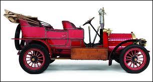 De quelle nationalité est cette voiture Spyker 20-30 ch, qui participa au rallye Pékin-Paris en 1907 (16 000 kilomètres) ?