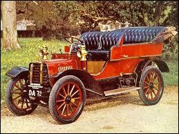 D'après le prototype de quel constructeur français cette voiture Sunbeam a-t-elle été réalisée ?