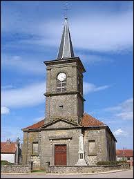 Nous sommes maintenant dans le Grand-Est devant l'église Saint-Pierre de Blévaincourt. Village de l'arrondissement de Neufchâteau, il se situe dans le département ...