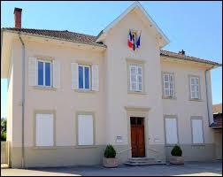 Commune Aindinoise, Saint-Jean-de-Niost se situe en région ...