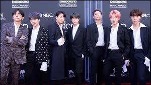Musique - Le groupe BTS est originaire de Corée du Sud.