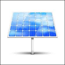 Comment appelle-t-on des panneaux solaires qui transforment le rayonnement du Soleil en électricité ?