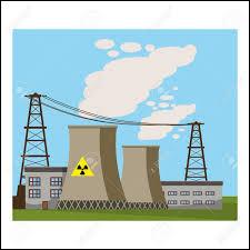 Terminez la phrase : «La première centrale nucléaire date des années…