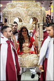 Comment appelle-t-on les longs cris aigus poussés par les femmes d'Afrique du Nord, y compris les juives séfarades, et ainsi que dans certaines régions du Moyen-Orient pour manifester leur joie, notamment dans les mariages ?