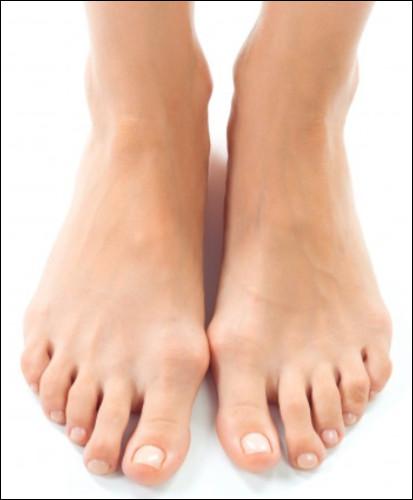 Comment dit-on des ''pieds'' en anglais ?