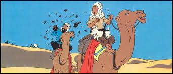 Retrouvez le nom de cette bande dessinée de Tintin !