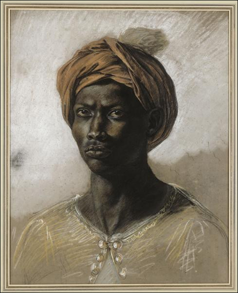 """Qui a peint """"Portrait d'un Turc dans un turban"""" ?"""