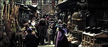 Comment Harry part-il de chez les Dursley lors de sa première année à Poudlard ?