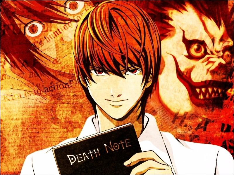 Qui trouve en premier le Death Note ?