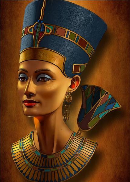 Qui était cette mystérieuse reine dont la beauté fut légendaire, épouse d'Akhenaton ?