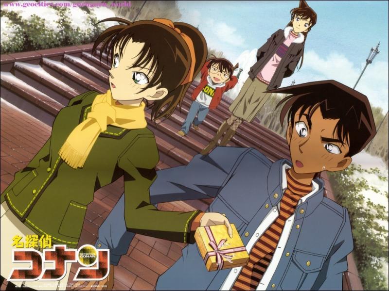 Pourquoi Kazuha offre-t-il du chocolat a Heji ?