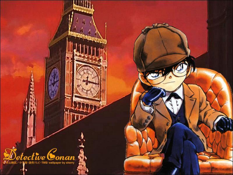 Où Conan se trouve t'il ?