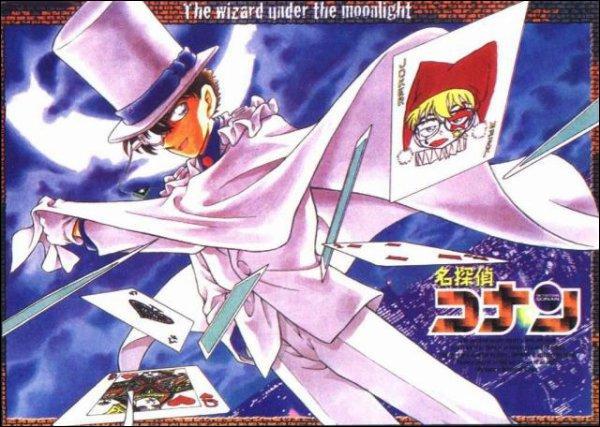 Qui découvre la véritable identité de Shinichi en deuxième ?
