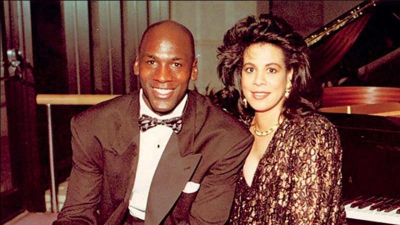 Comment s'appelle la première épouse de MJ, avec laquelle il a eu 3 enfants ?