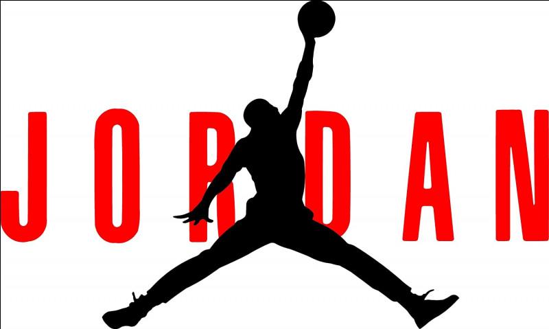 Quel nom porte le logo utilisé par Nike pour promouvoir tous les produits de la marque Jordan ?